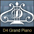 D4 Grand Piano