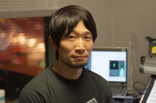 ※収録エンジニアの新井康哲氏(J-WAVE)