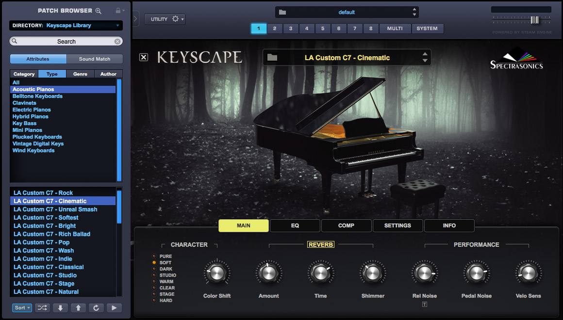 Omnisphere 2 and Keyscape