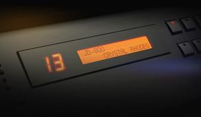 JD-800 Crystal Rhodes