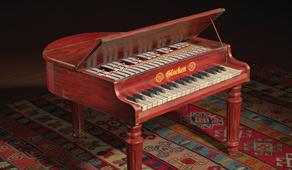 Toy Piano - Glock
